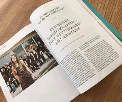 Dolomitenstadt Bericht